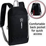 Small Backpack 10L Hiking Daypack Mini Bookbags