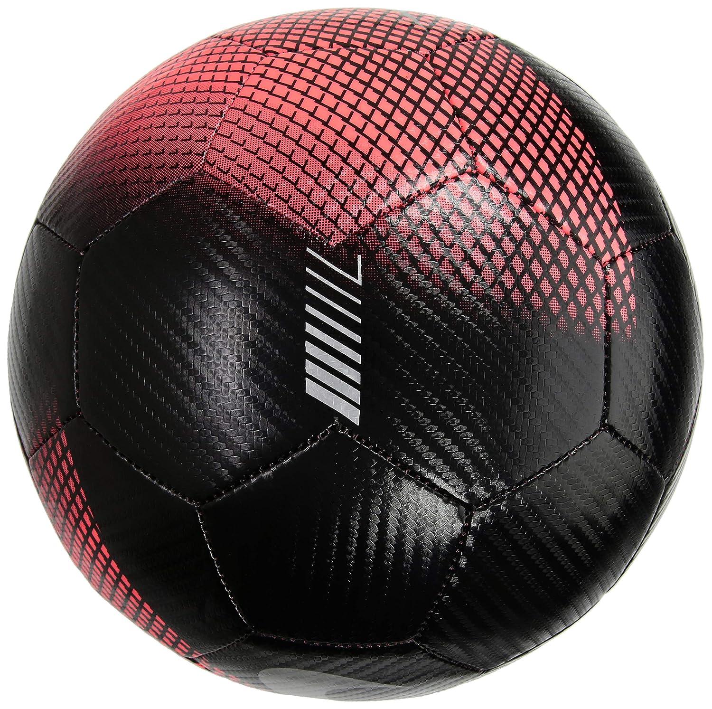 Nike CR7 Prestige Balón, Unisex Adulto, Negro (Black/Flash Crimson ...