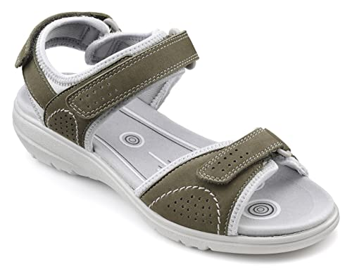 55800ec1ee2c Hotter Womens Mae Extra Wide Sandal  Amazon.co.uk  Shoes   Bags