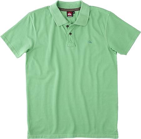 Quiksilver Knit Shirt Anchor Point - Camiseta: Amazon.es ...