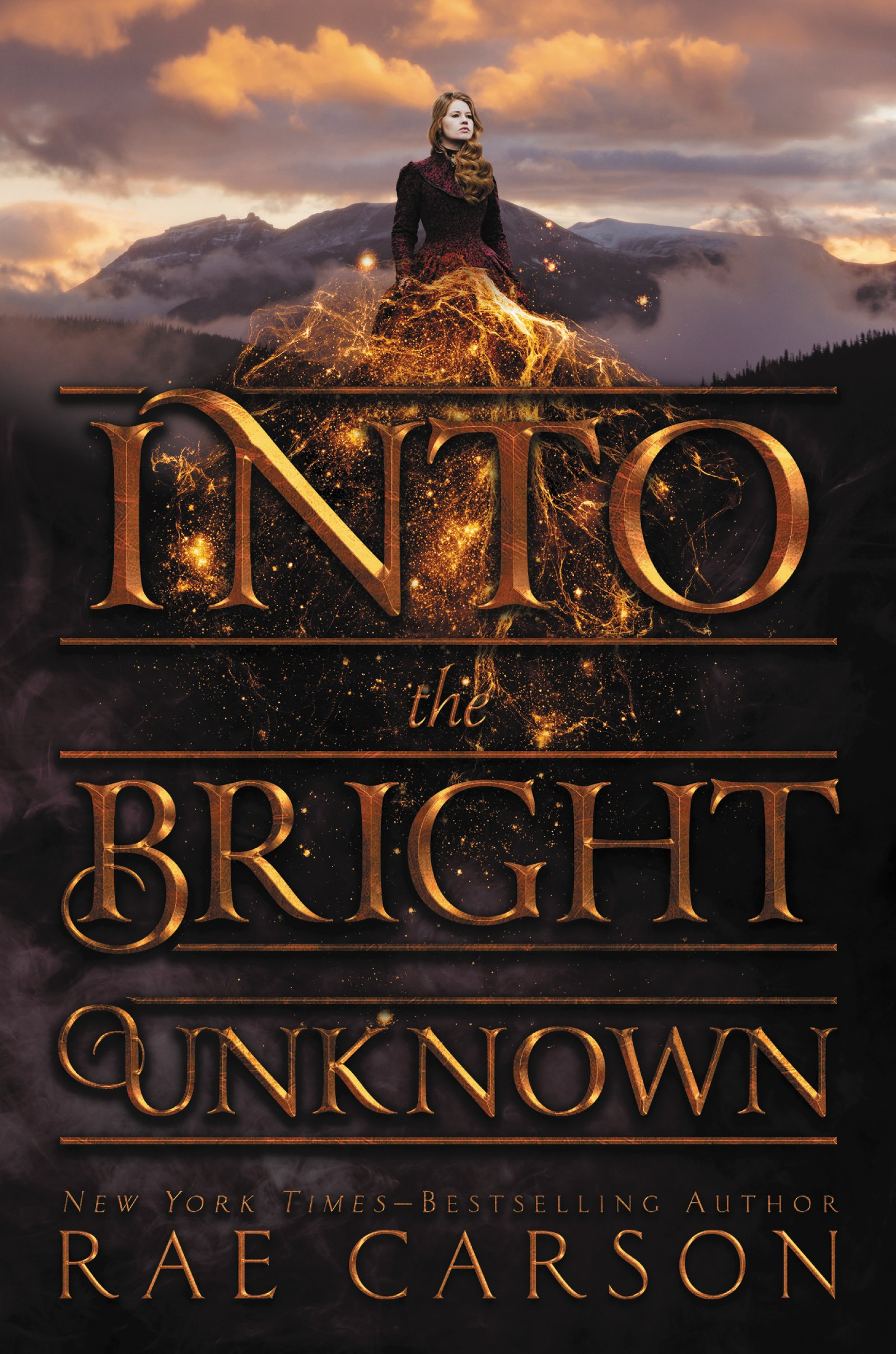 Into the Bright Unknown (Gold Seer Trilogy Book 3) (English Edition)