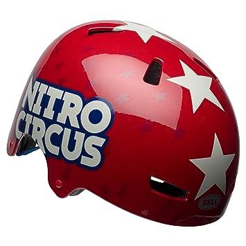 Amazon.com: Bell Nitro Circus - Casco: Sports & Outdoors