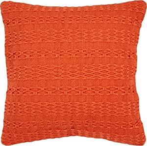 Tommy Bahama Island Essentials Throw Pillow, 20 x 20, Orange