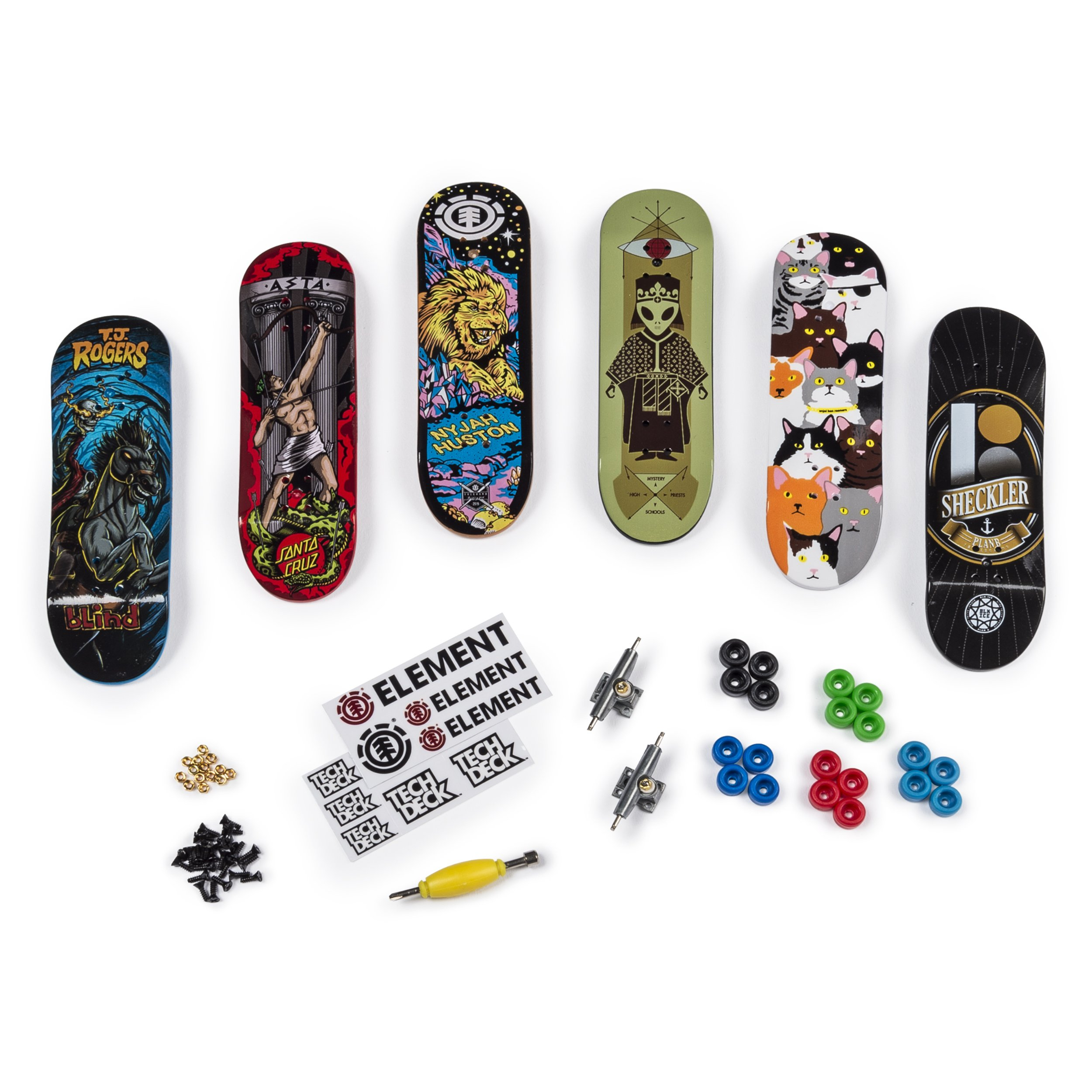 Tech Deck Sk8shop Bonus Pack (styles vary) by Tech Deck (Image #2)