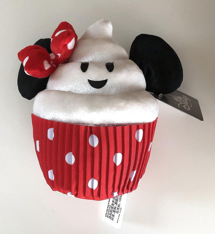 Disney Parks Cute Face Mickey Mouse Pretzel Plush Doll Toy DisneyParks