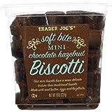 Trader Joe`s Soft Bite Mini Chocolate Hazelnut Biscotti