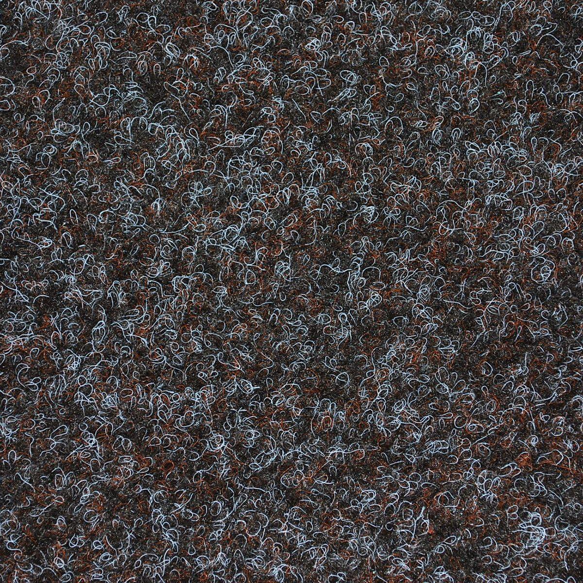 havatex Rasenteppich Kunstrasen mit Noppen 1.550 g//m/² Meterware Gr/ö/ße:133 x 1200 cm Balkon Terrasse Camping Rot Blau Grau Braun Beige oder Anthrazit Farbe:Grau-Blau wasserdurchl/ässig