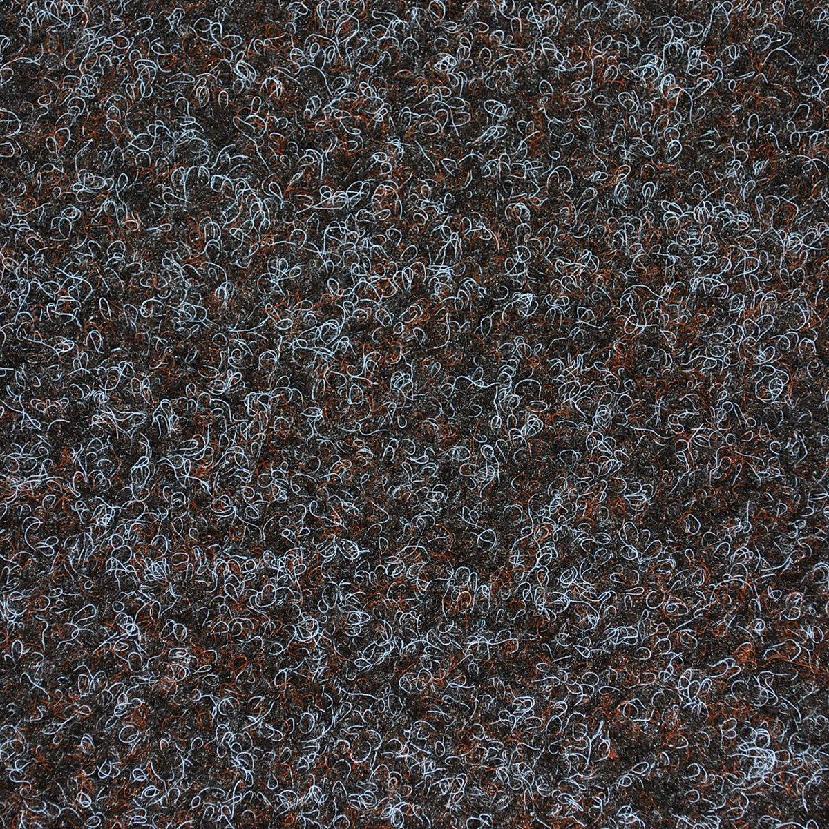 Havatex Rasenteppich Kunstrasen mit Noppen Noppen Noppen 1.550 g m² - robuster schadstoffgeprüfter Nadelfilz   wasserdurchlässig strapazierfähig   Balkon Terrasse Camping, Farbe Anthrazit, Größe 200 x 300 cm f50012
