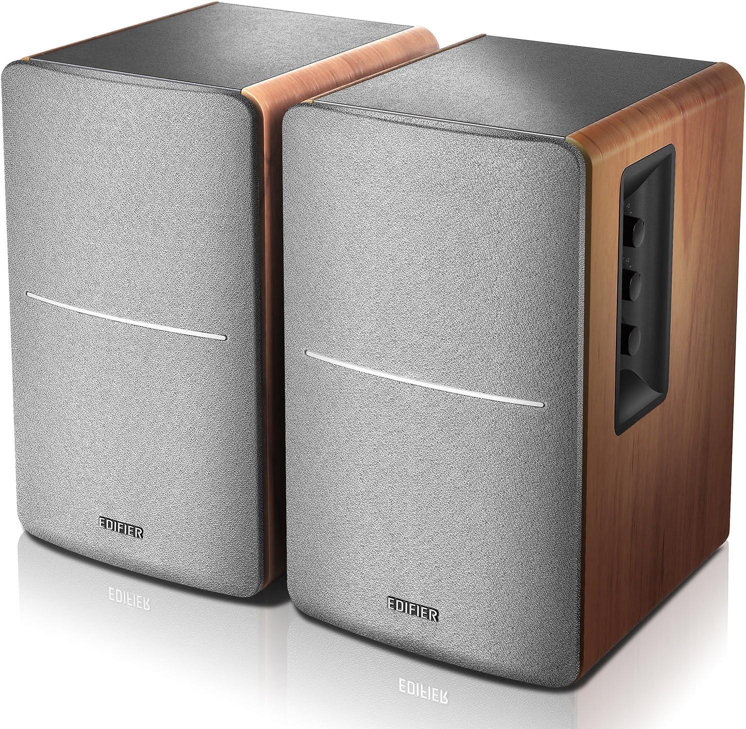Amazon.com: Parlantes de estantería R1280DB de ...