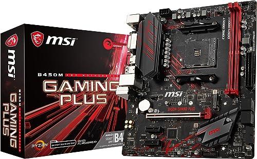 MSI B450M Gaming Plu