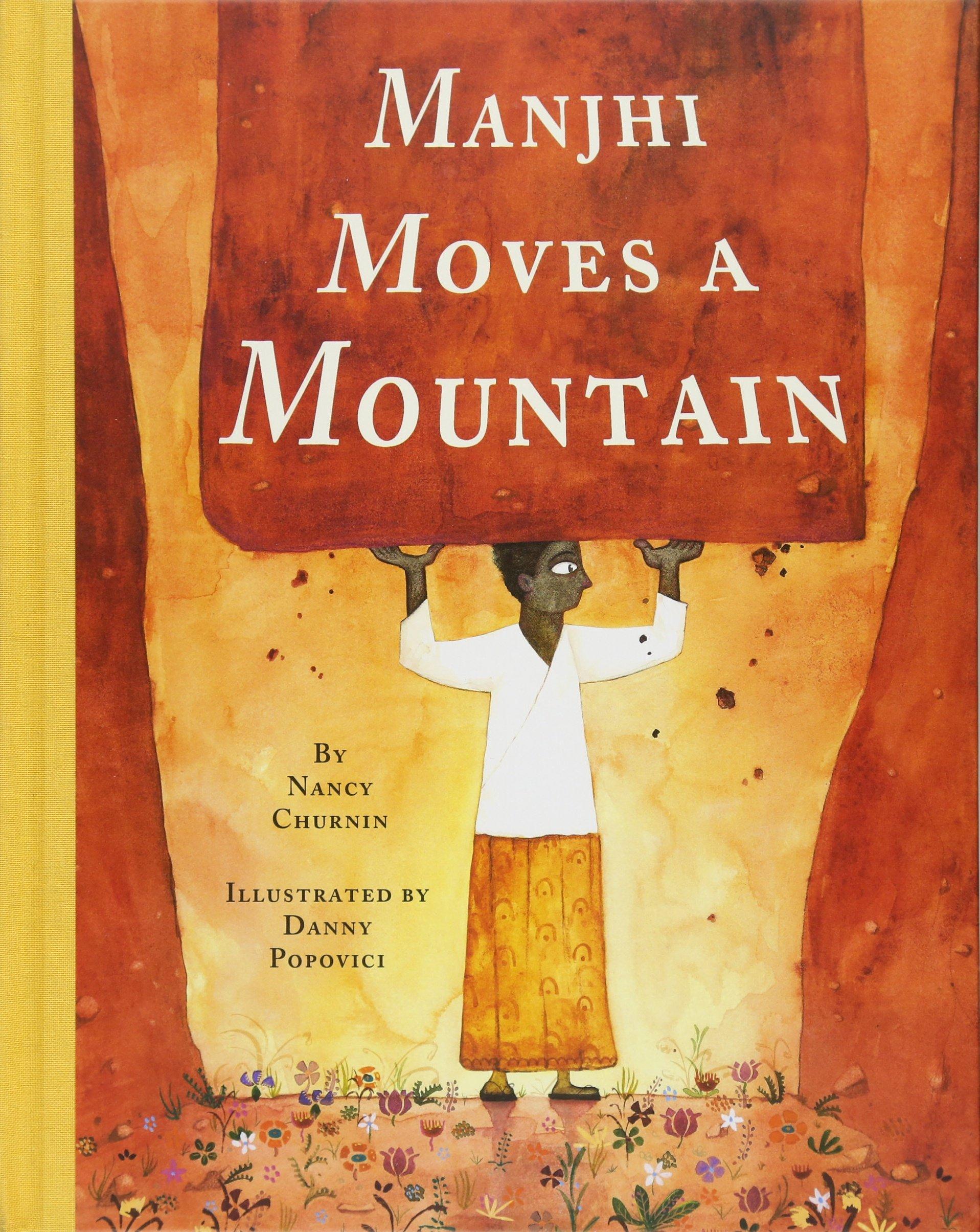 Manjhi Moves a Mountain by Creston Books (Image #1)