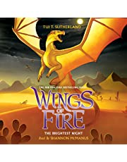 The Brightest Night: Wings of Fire, Book 5