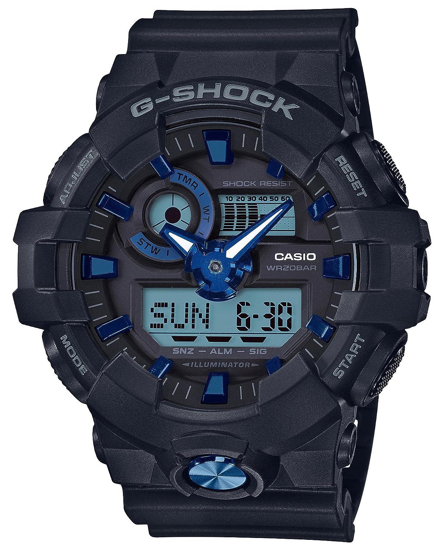 [カシオ]CASIO 腕時計 G-SHOCK ジーショック GA-710B-1A2JF メンズ B07FVPL6F6