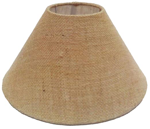 Buy Rdc 10 Round Sand Brown Jute Lamp Shade For Table Lamp B22