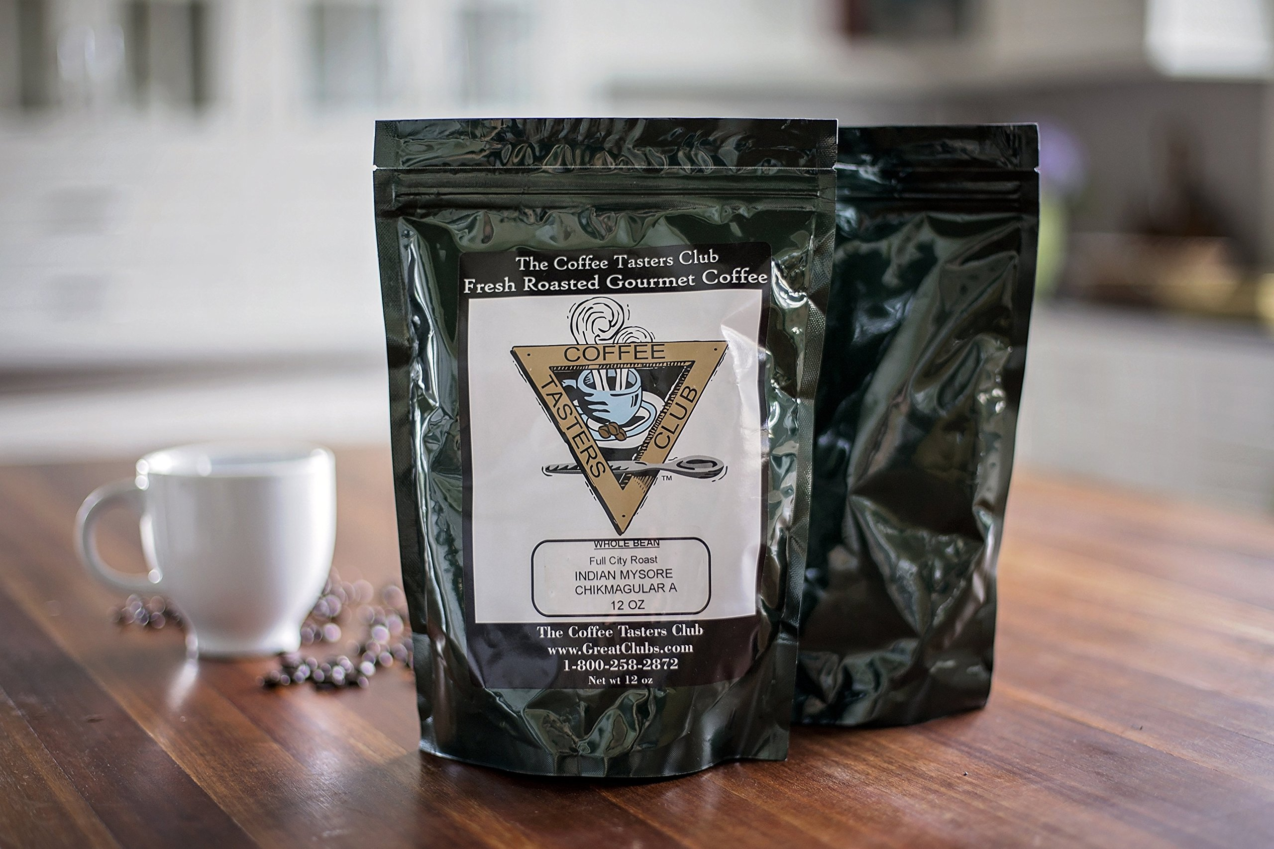 Coffee of the Month Club - 12 months ground by Clubs of America - Monthly Gift Clubs