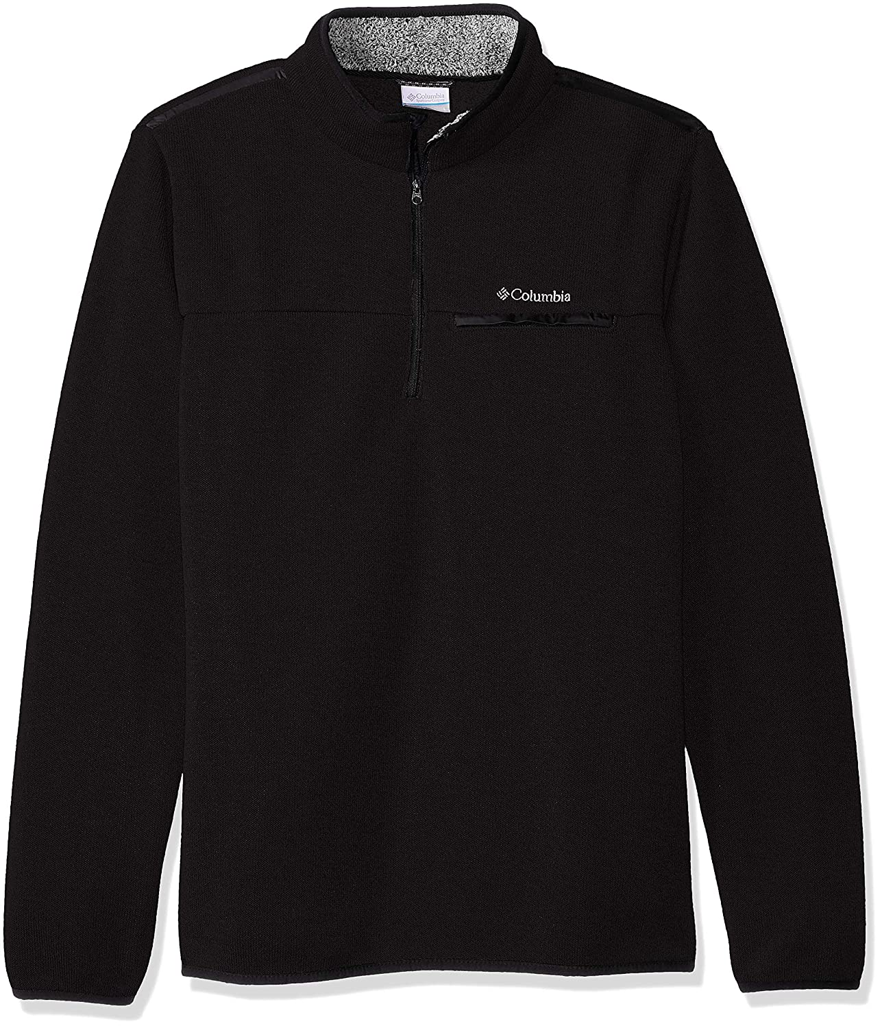Columbia Mens Terpin Point Iii Half Zip
