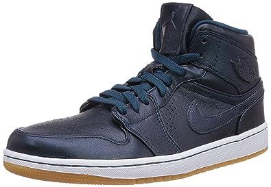 1 De Nike NouveauChaussures Jordan Baseballschuhe Homme Air Mid rBCoedx