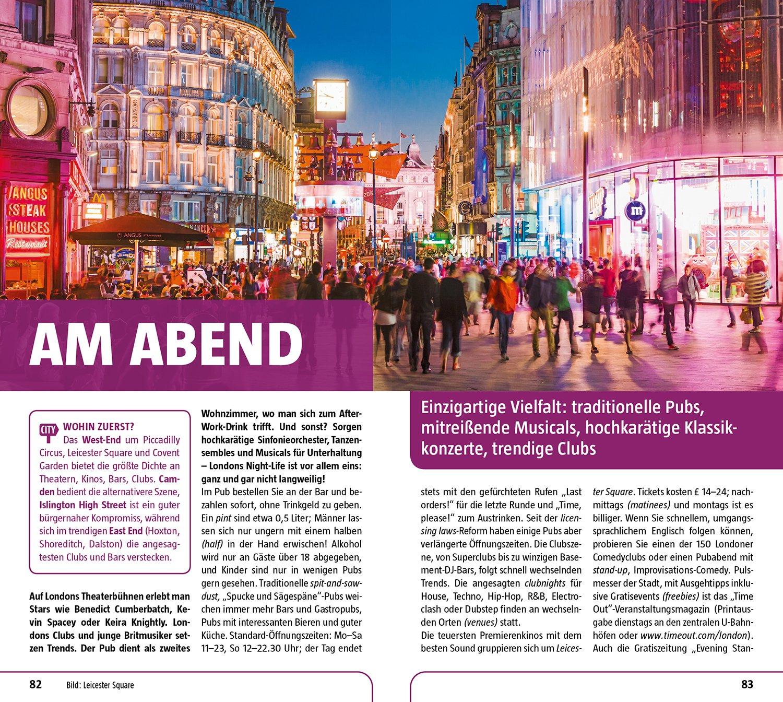 MARCO POLO Reiseführer London: Reisen Mit Insider Tipps. Inkl. Kostenloser  Touren App Und