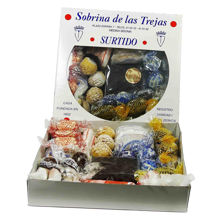 Sobrina de las Trejas Surtido 2 kg (Piezas entre Alfajor ...