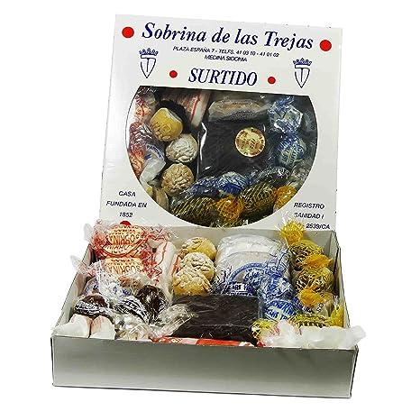 Dulces Artesanos Sobrina de Las Trejas Pack PERSONALIZABLE ...
