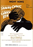 "Sammy Davis, Jr.""GOLDEN BOY"" Charles Strouse/Lee"