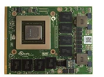 Amazon.com: NVIDIA Quadro K3000 M MxM 2 GB DDR5 Laptop ...