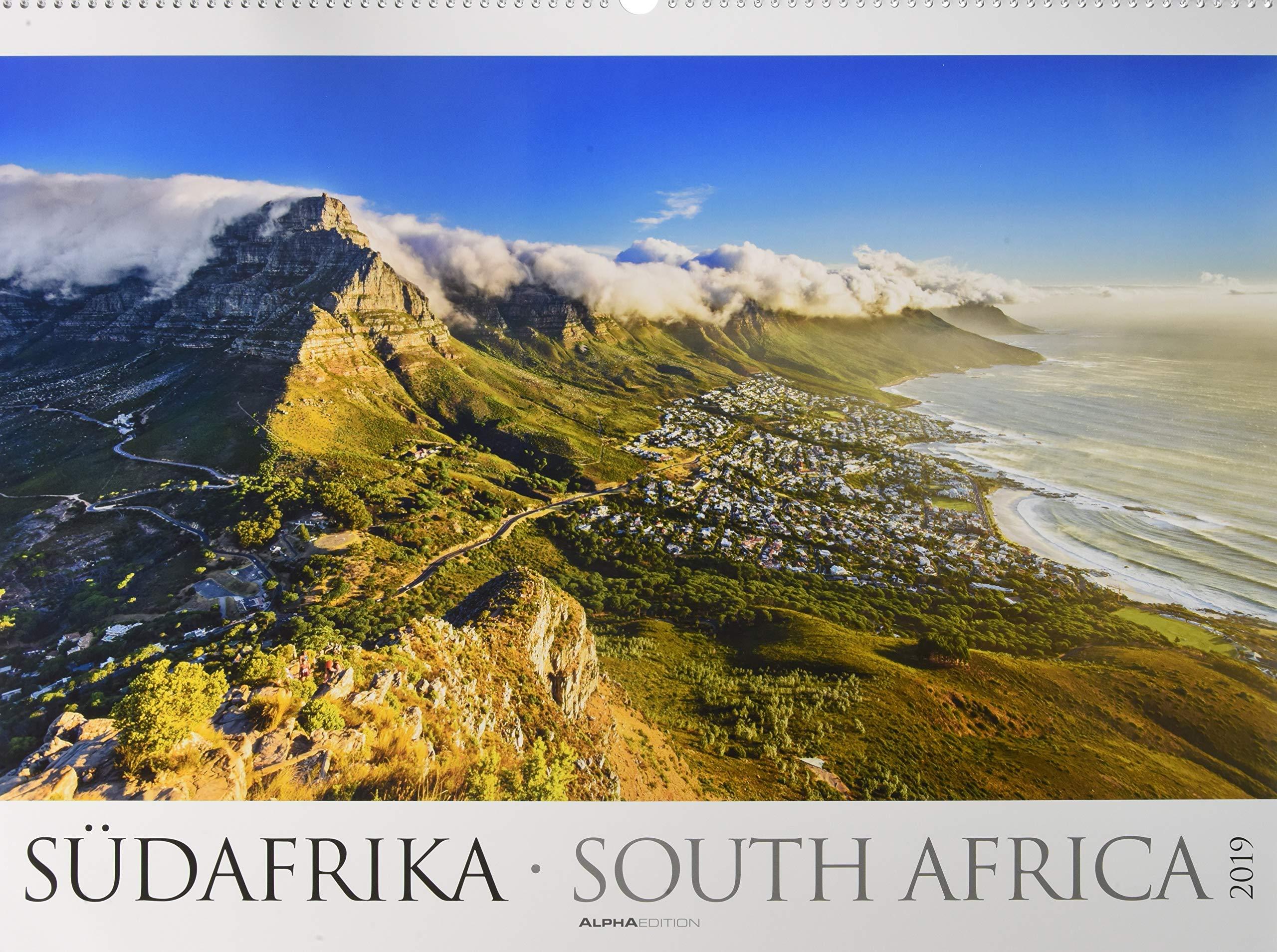 Südafrika 2019 - South Africa - Bildkalender XXL (64 x 48) - Landschaftskalender - Naturkalender Kalender – Posterkalender, Wandkalender ALPHA EDITION 3840794315 Bildbände / Afrika Südafrika / Bildband