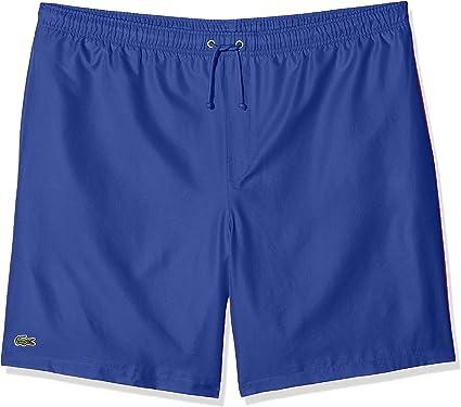 Lacoste Pantalones Cortos Para Hombre Amazon Es Ropa Y Accesorios