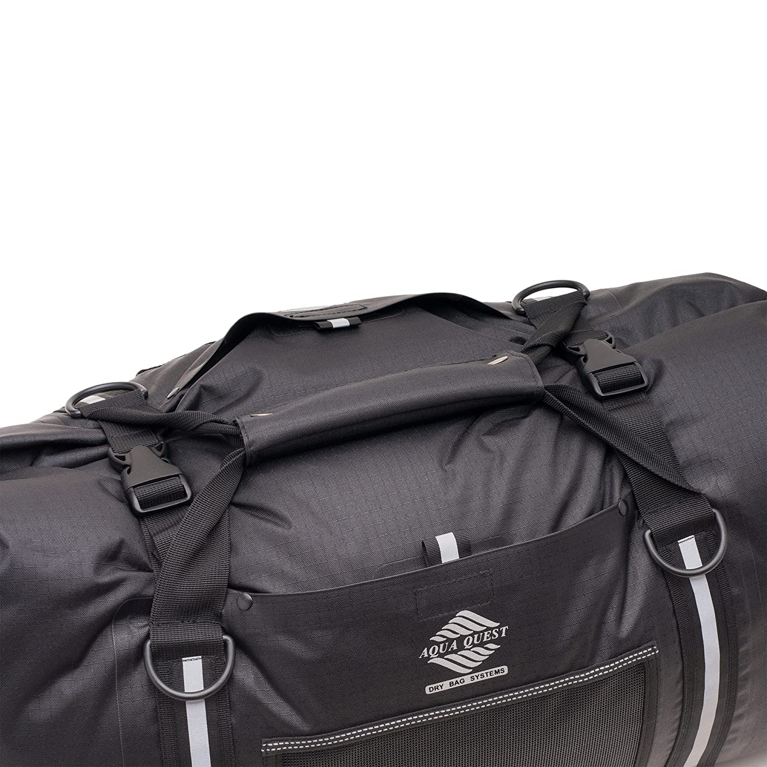 Firstgear Torrent Waterproof Duffel Bag 70 Liter Black- Fenix ... df9a07b98bb89