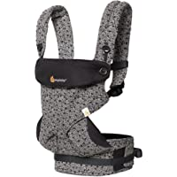 Ergobaby 360 Keith Haring Baby Carrier, Black