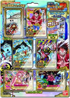 Miracle Battle Carddas One Piece