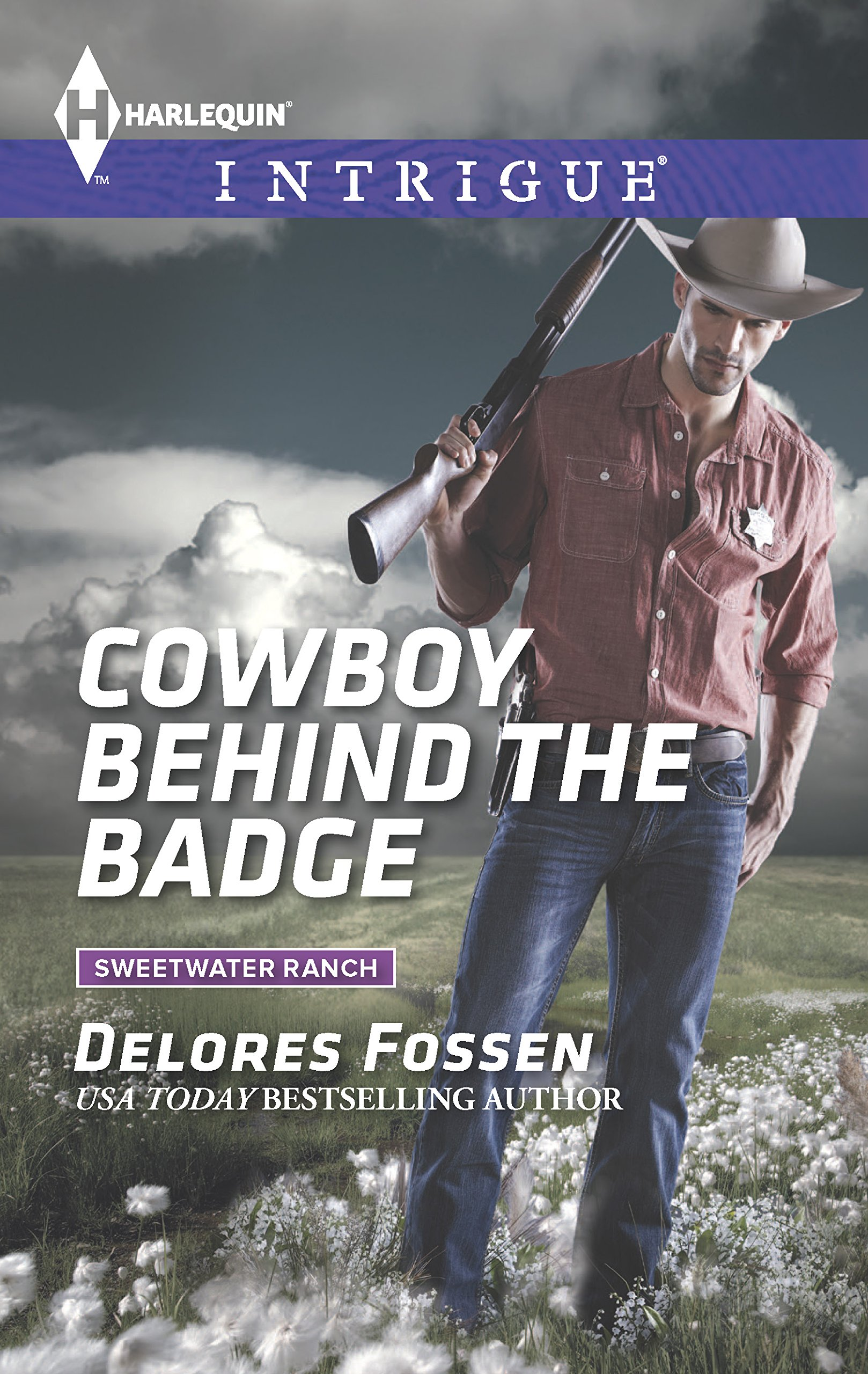Download Cowboy Behind the Badge (Sweetwater Ranch) ebook