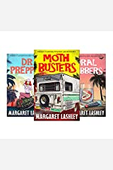 Moth Busters, Dr. Prepper, Oral Robbers: Freaky Florida Mystery Adventures 1, 2 & 3 Kindle Edition
