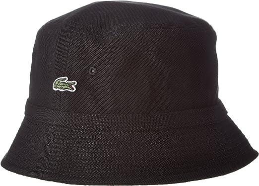 Lacoste Sombrero de Sol para Hombre: Amazon.es: Ropa y accesorios