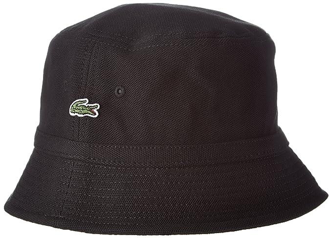 Lacoste Sombrero de Sol para Hombre  Amazon.es  Ropa y accesorios 57e8cdeceea