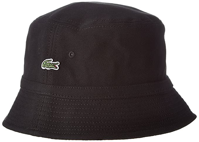 ef42b16b56f Lacoste Men s Rk8490 Bucket Hat  Amazon.co.uk  Clothing