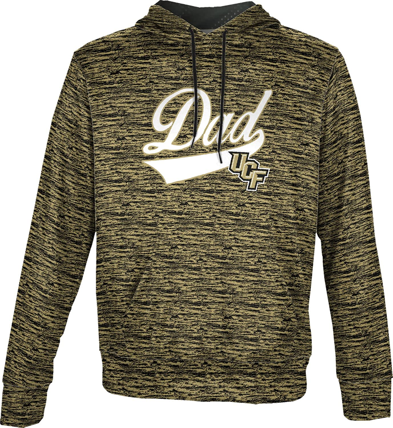 School Spirit Sweatshirt University of Central Florida Fathers Day Mens Pullover Hoodie Brushed