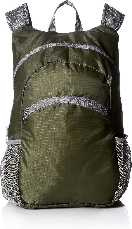 SE Green Collapsible Backpack - BG-PBP104OG