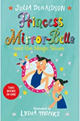 Princess Mirror-Belle and the Magic Shoes: Princess Mirror-Belle Bind Up 2 Kindle Edition