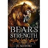 Bear's Strength: A Shifter Reverse Harem Romance (Guardians of the Fae Realms Book 3)