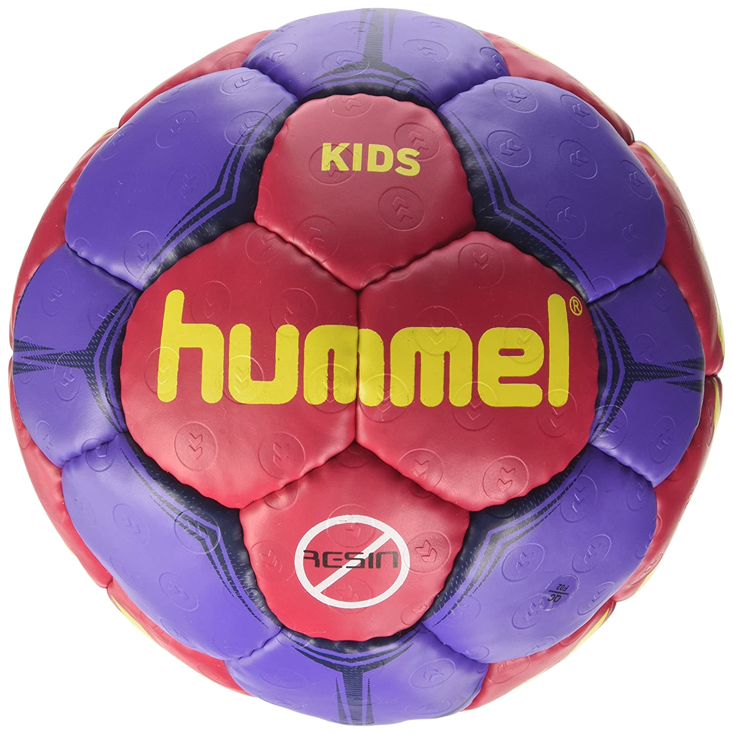 Hummel Kids Handball 1 Bright Rose/Purple/Yellow HUMBC|#Hummel 91-792-3682