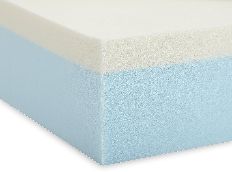 Amazon.com: PuraSleep 10 Inch CoolFlow Memory Foam Mattress - Made In The  USA - 10-Year Warranty - CALIFORNIA KING: Kitchen & Dining - Amazon.com: PuraSleep 10 Inch CoolFlow Memory Foam Mattress - Made