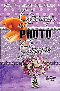Group, Photo, Grave: Book #8 in the Kiki Lowenstein Mystery Series (A Kiki Lowenstein Scrap-N-Craft Mystery)