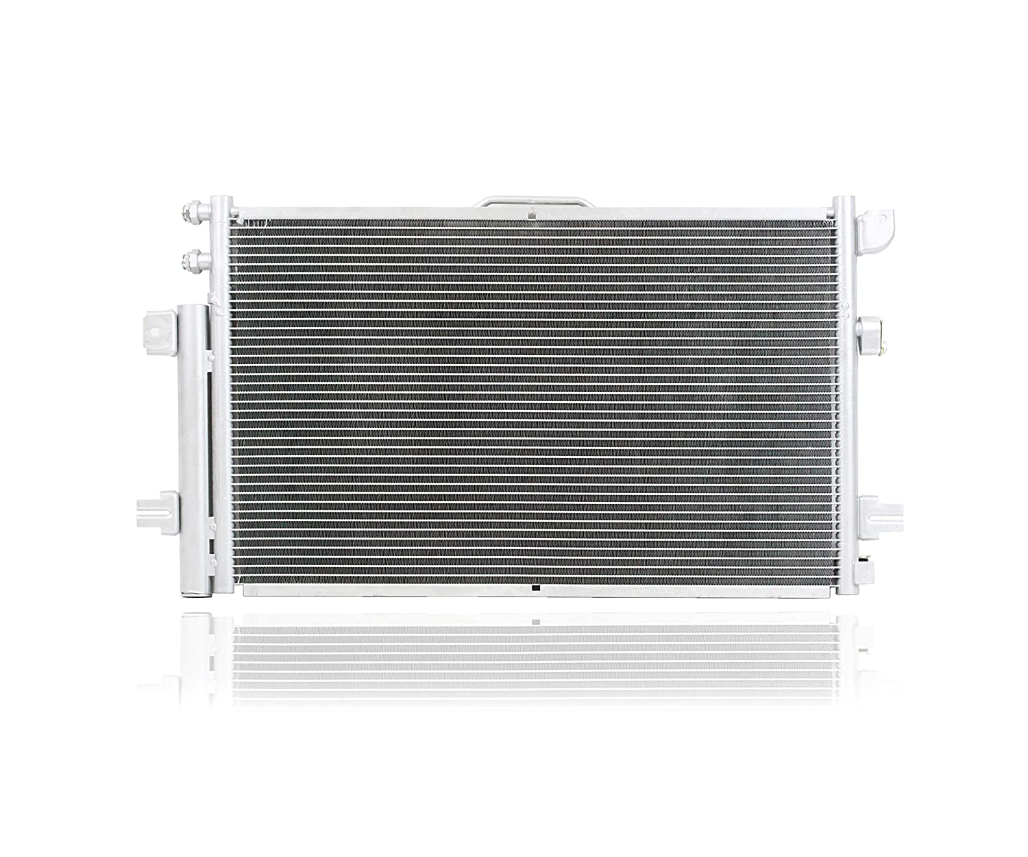 A-C Condenser Pacific Best Inc For//Fit 3300 04-Jan05 Scion xA 04-04 xB WITH Receiver /& Dryer