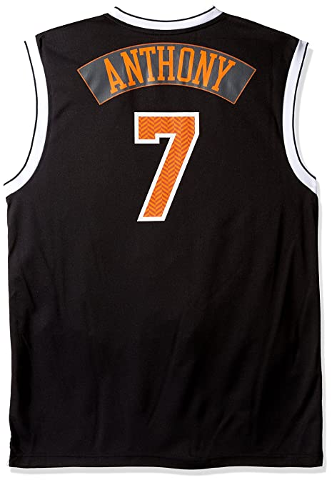 036d45875cbd Amazon.com   NBA New York Knicks Carmelo Anthony  7 Chevron Fashion Replica  Jersey