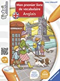 Ravensburger - 00670 - Mon Premier Livre De Vocabulaire Anglais Tiptoi - Premier Age