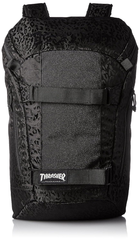 [スラッシャー] THRASHER ボード収納バックパック  ブラック/ホワイト B01HLSR916