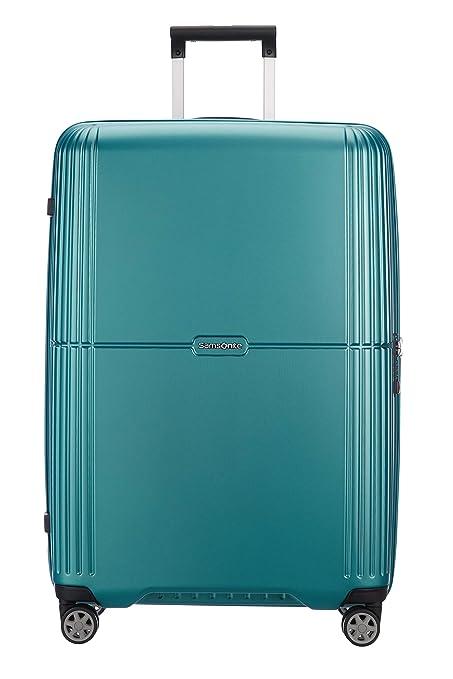 SAMSONITE Orfeo - Spinner 69/25 Equipaje de Mano, 69 cm, 72 Liters, Azul (Blue Lagoon): Amazon.es: Equipaje