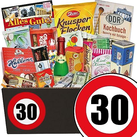 30 Geburtstag Sussigkeiten Set Ddr Geschenke Zum 30 Geburtstag