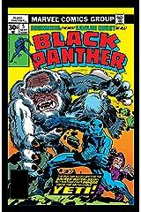Black Panther (1977-1979) #5 (English Edition) eBook Kindle